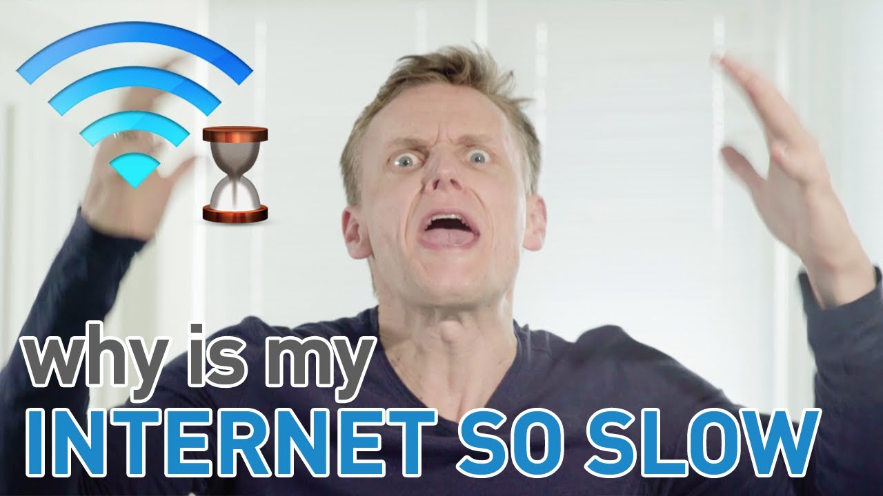 Why is My Phone so Slow on the Internet – 2021 Guide