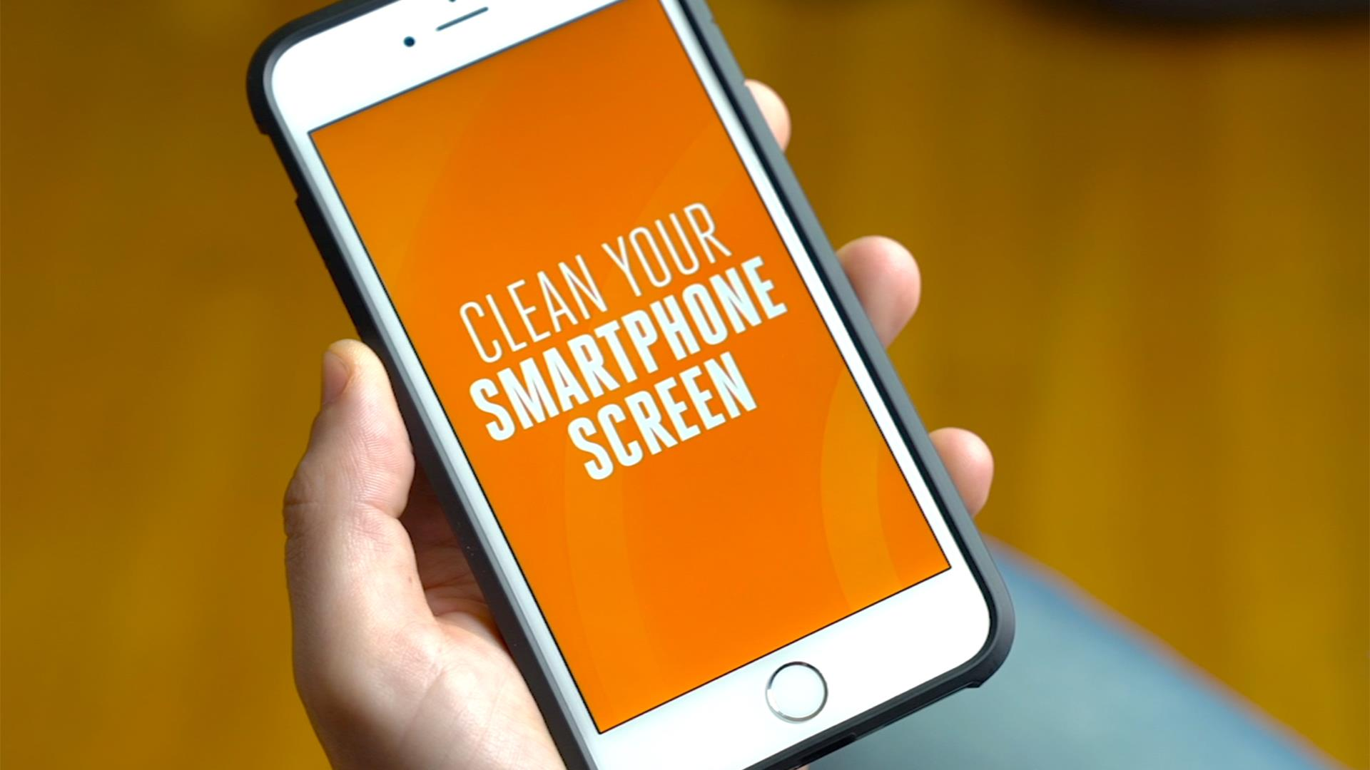 How To Clean Mobile Phone Touch Screen – 2021